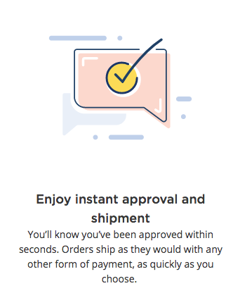 instant approval icon