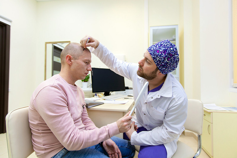 choosing the best surgical hair loss treatment